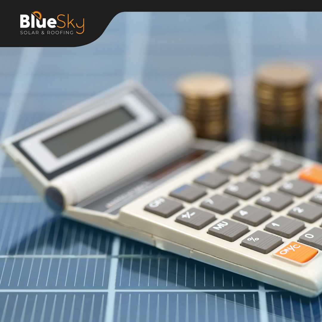 Tax Credits And Solar Panels A Quick Review Blue Sky