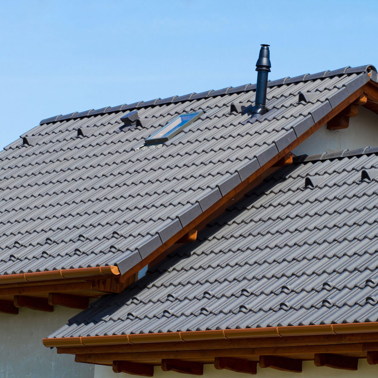 Roof Concrete Tile