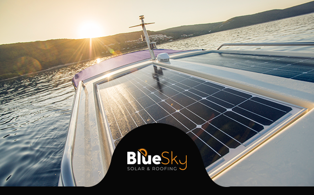 Solar Power Hits the Boating World