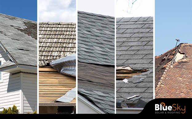 Five Common Roof Problems