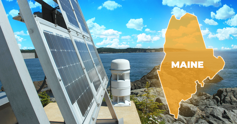 A New Solar Future For Maine?