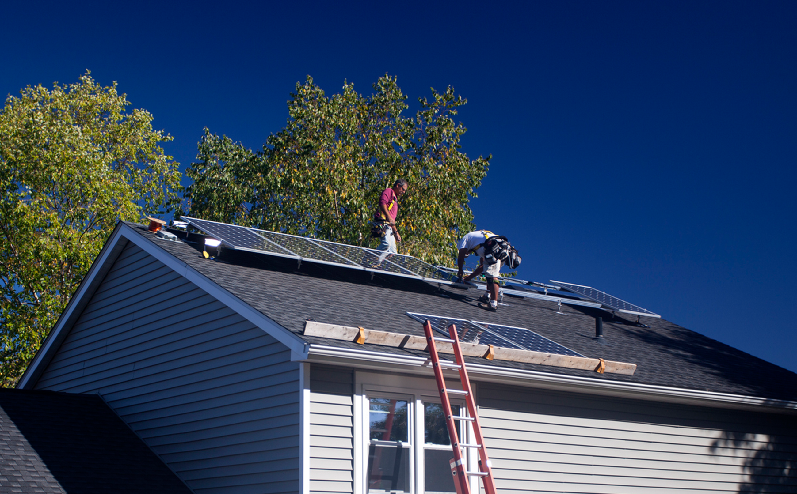 Solar Installations Exceed Two Million