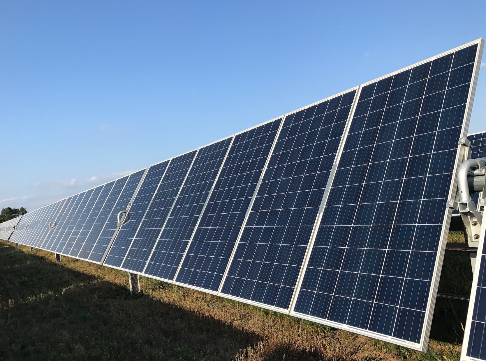 A New Solar Project Breaks Ground InMichigan