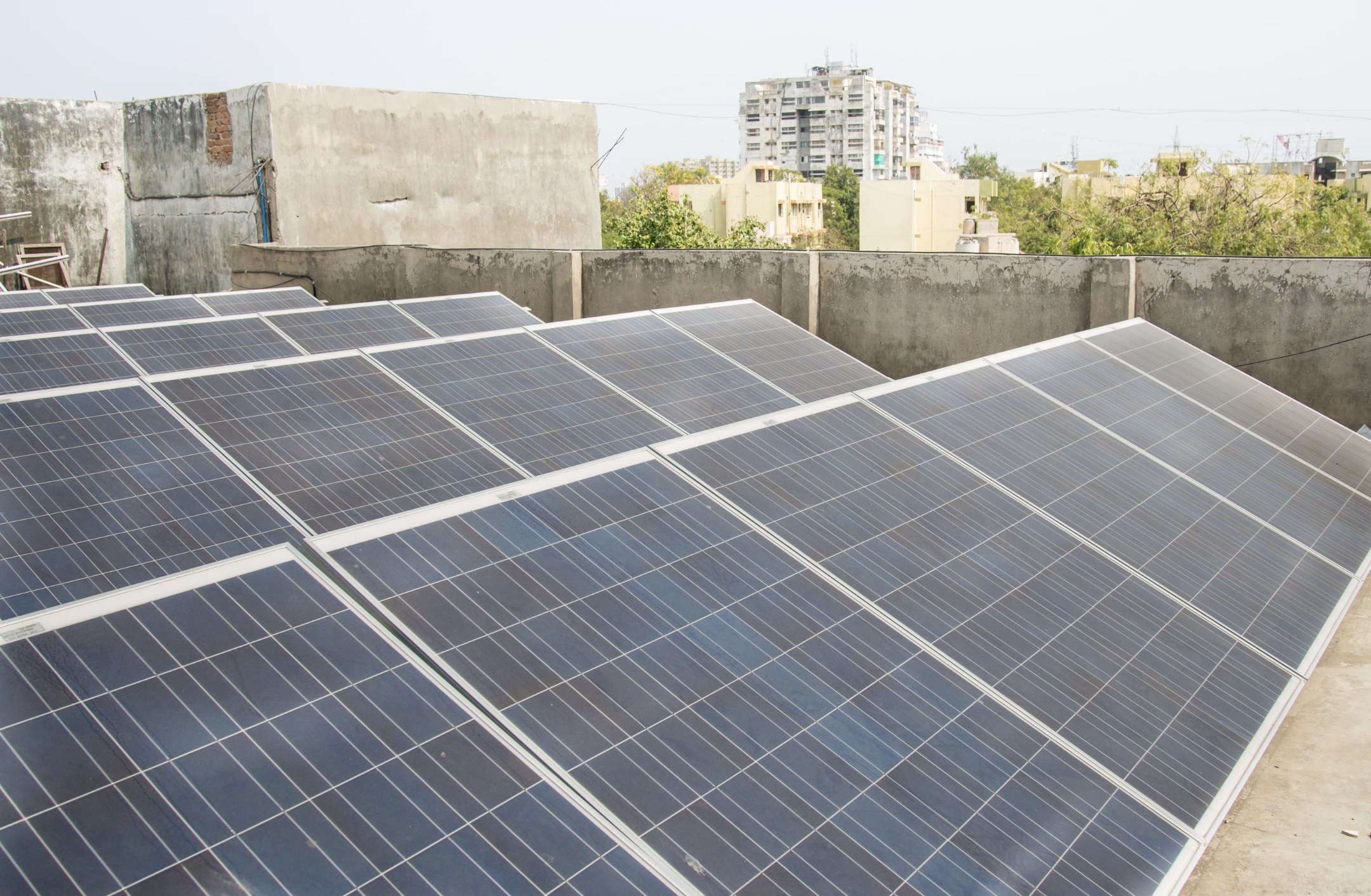 Solar Energy Extends Into Rural India